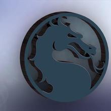 mortal kombat portachiavi gioco giochi anello per chiavi i loghi mortal kombat video giochi computer simbolo