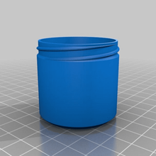 kreatin container containe customized gym powder containers