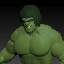 l'incredibile hulk anni 80 lou ferrigno various hulk anni 80 3dcura stl louferrigno lou fgerrigno hulk action figure