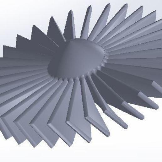 laves various turbine ala