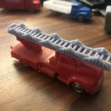 Lego bedford scala Lego bedford modello scala h0 scala camion dei pompieri