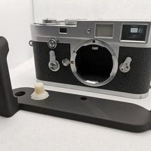 leica m2 hand grip screws viewfinder hood camera accessory eyecup film photography hand grip leica leica m2 leica m photography camera
