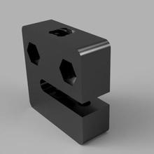 linear motion anti-backlash nut tool 2mm pitch 3d printer 8mm leadscrew cnc cnc machine gt2 2mm pitch leadscrew nut lead screw openbuilds tools