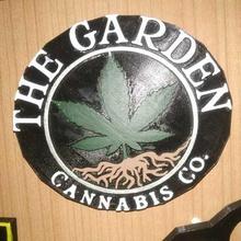 logo garden cannabis logo weed