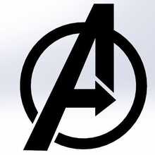 logos game free fire key rings logos decorations iron man avengers