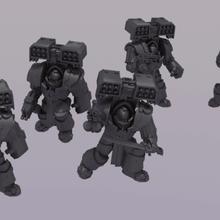 longdistance heavy smurfs game 30k cataprachtii fulmentarus terminators ultramarines warhammer toy game accessories