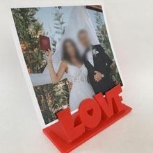 l'amour bureau photo Cadre valentines journée Saint Valentin journée Saint Valentin l'amour cœur bébé bébé aimé chéri cadeau Valentin photo Cadre bureau Cadre photo Cadre