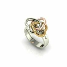 amar anel acessórios moda 3d matriz joalheria ouro designer ouro designer JewelleryDesigner gema rinoceronte simples flor anel colar fusão pulseira pingente on trend tendência orelha modelo