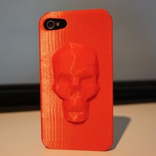 low poly skull iphone case 4 4s 5s 6 6 plus gadget boogaert free iphone 4 iphone 4s iphone 4s case iphone 4 case iphone 5 iphone 5s iphone 5s case iphone 5 case iphone 6 iphone 6 case lowpoly mathijs no support