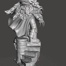 luna warmaster - base juego warhammer horus caos luna de lobos 40k herejía de horus warmaster