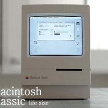 macintosh classic housing life size gadget apple classic macintosh macintosh classic computer