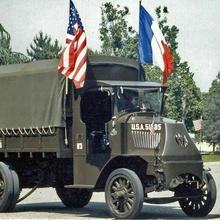 Mack ac bulldog 1916 ww1 savaş oyunu