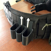 mag holder tippmann tru-feed magazines molle tipx tpx tcr paintball gadget pouch rounds combat paintball tippmann magazine mag tru-feed molle tipx tpx tcr holder