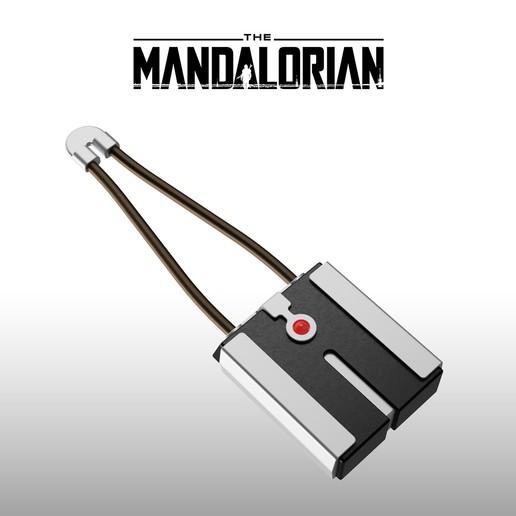 mandalorian tracking fob