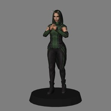 mantis - avengers endgame 3d print marvel mcu mantis 3d model 3d print low poly guardians of the galaxy