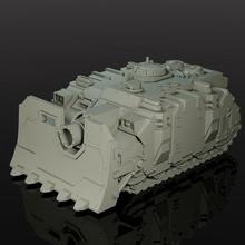 marine space bombarda 40 imperial guard miniature tank bolter renegades 28mm warhammer marine 40k lascannon chaos vindicator