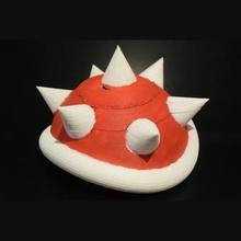 mario kart shell.juego.La impresión 3d.bashbots