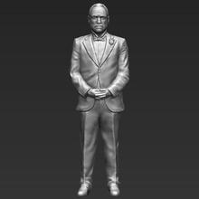 marlon brando vito corleone godfather 3d printing ready stl obj art celebrity hollywood figurine miniature mafia niro al pacino michael corleone
