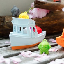 marv small yacht marvin game bath bathtub benchy children childrens toy floating floats kids ship swim water