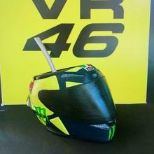 Dostum kask Soleluna Valentino Rossi Dostum arkadaşlar Rossi Valentino Valentino Rossi vr46 Yamaha sapan canavar Michelin Yamalube Porongo Rossista motogp
