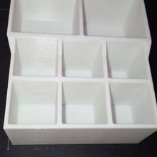 medication holder supports medicines home distribution utensils