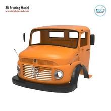 mercedes benz camion 1924 2624 cabina professionale versione veicolo macchina pesante caricare camion ruota gigante mercedes benz camion 1924 2624 cabina stampabile corpo tamiya settore automobilistico