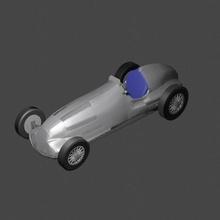 mercedes-benz w125 3d printable mercedes benz w125 historic car classic grand prix f1 2020 f1 printable lewis hamilton w11 f1 formula 1 formula one mercedes mercedes f1 car f1 car racing motorsport f1 miniature miniature car miniature