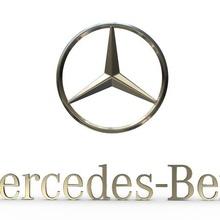 logo mercedes benz divers auto avto voiture des voitures l'emblème de modèle 3d partie véhicule logo les logos logotype détaillée haut sumbol de l'entreprise de la marque imprimable d'impression de nouvelles impression de l'imprimante l'impression de l'impression stl fichier obj