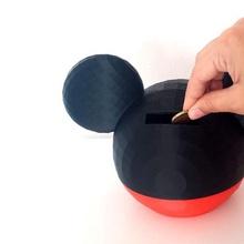 mickey la souris de l'argent de la boîte la maison
