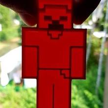 Minecraft Galleta cortador Galleta Minecraft cortador