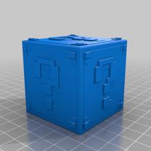 Minecraft chanceux bloquer toy_game_accessories