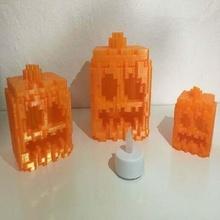 Minecraft citrouille lanterne toy_game_accessories
