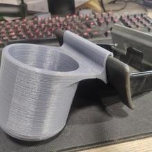 Mitsubishi l200 clip on cinzeiro copo suporte tritão Strada esquiva RAM 50 ferramenta cinza bandeja cinzeiro copo suporte suporte copo esquiva RAM 50 l200 Mitsubishi Strada tritão