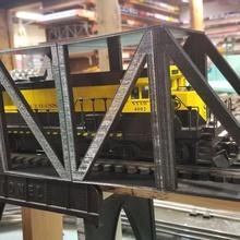 model train bridge functional modular & scalable truss bridge various truss bridge model railway functional print bridge model train train