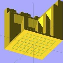 modular castillo equipo duplo compatible castillo duplo juguetes_construccion