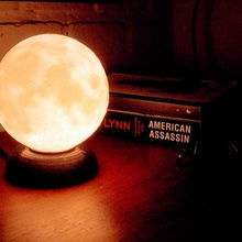 moon lamp base moon lamp base moon lamp lamp base moon moonlight lighting led desk decoration deco art space