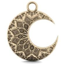 moon mandala zentangle pendant 1 jewelry moon mandala zentangle bas-relief relief cnc sculpture ganesha art