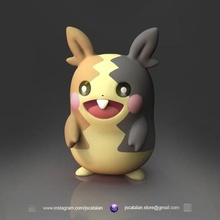 morpeko Pokemon Pokemon morpeko galar pokemongo pokemonfigure zukan scaleworld pokedex anime zbrush fan art video gioco