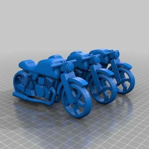 motos para eternidade 3d_