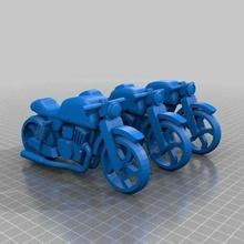 motos para eternidade 3d_printers