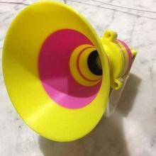 mp3 player speaker horn 52mm - remix gadget hyperbolic lammesky megaphone mp3 player audio