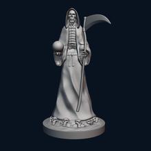 muerte art oz mistic caractère reaper faucheuse la mort santa muerte muerte