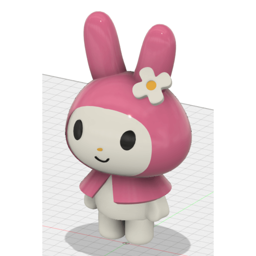 my melody various cute to