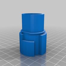 nerf maverick rev-6 nerf barrel adapter toy_game_accessories