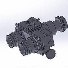 night vision night vision pvs-7  army navy pvs-7 pvs-7 military replica navala night vision vision