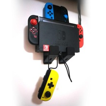nintendo interruptor de montaje en pared juego de nintendo el interruptor apoyo de la pared de pie joycons smartphone el adaptador joystick ds emulador mod