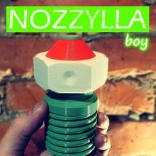 nozzylla boy - nozzle organizer container sorter organize nozzle