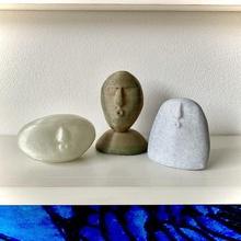 oof stones art sculpture oof stone stones toy meme face faces art