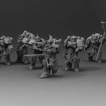 palatino cuchillas loggyk cambio cabeza 30k 3rd 40k caos niños emperadores legión marina espacio martillo guerra modelos