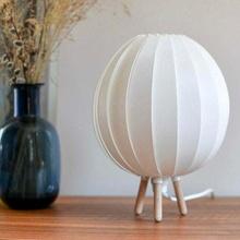 carta palla lampada scrivania lampada e14 e14 lampada globo lampada lampada ombra luce arredamento